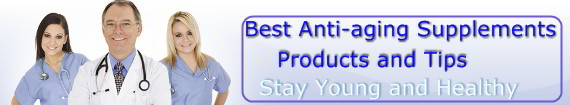 Best antiaging supplements Dr. Anderson