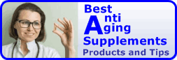 Best antiaging supplements by Dr. Anderson