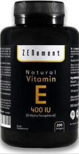 Meilleurs compléments de vitamines - Vitamine E