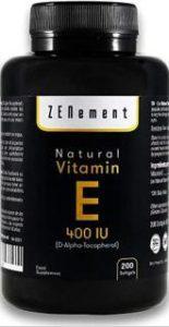 Suplemento vitamínico - Vitamina E