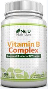 Compléments de vitamines - complexe B