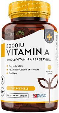 Vitamine A - Nutravita