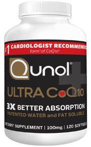 Antioxidant supplements - Co q10
