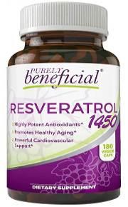 Super antioxidant supplement - Resveratrol