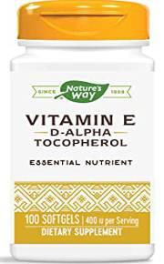 Los mejores antioxidantes naturales - Vitamina E