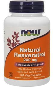 Los mejores antioxidantes naturales- Resveratrol
